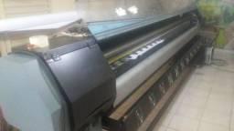 Plotter de impressão k-jet 3,20 largura