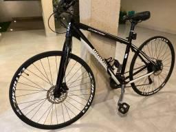 Bicicleta semi profissional em ótimo estado!