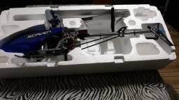 Helicóptero Cx 450 + Radio Tuning