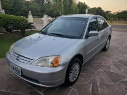 Civic LX 1.7 2003 Automático - 2003