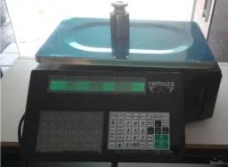 Balança Eletronica Com Impressora Codigo Barra Atena 35kg /2