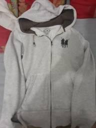 84a598dd64 Blusa moletom Polo Wear Original - Tam M