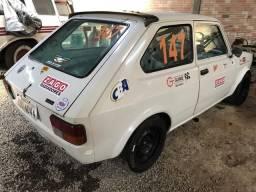 Fiat 147 de competição pronto para correr, excelente estado