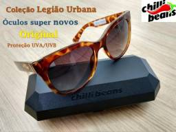 Óculos Feminino Chilli Beans - Coleção Legião Urbana - Original - Perfeito  Estado 766f794832
