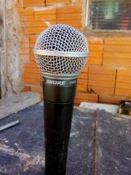 Microfone shure SM 58 original
