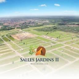 Transfiro vários terrenos no SALLES JARDINS E JARDIM CASTANHAL
