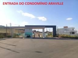 1 terreno de 450m² no Condomínio Araville ? Arapiraca