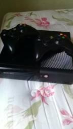 Xbox 360 super slim *desbloqueado comprar usado  São Paulo