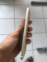 IPhone 7 plus dourado, 32 gb