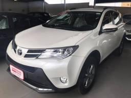 Toyota Rav4 Muito Abaixo da FIPE! Couro e Multimída 2015 Só comigo * Batman - 2015