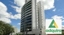 Apartamento com 3 quartos no Edifício Por do Sol - Bairro Centro em Ponta Grossa