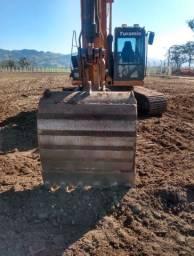Vendo escavadeira hidráulica Cx160b