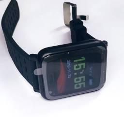 Relógio Inteligente A6 Original Monitor cardíaco Oxímetro Oferta