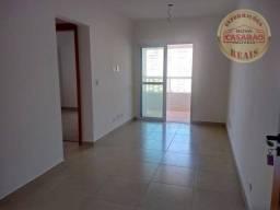 Apartamento com 2 dormitórios à venda, 69 m² por R$ 316.575,00 - Ocian - Praia Grande/SP