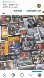 Livros e DVDs de Bateria Clássicos