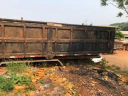 Caçamba agrícola