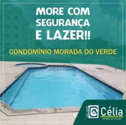 Compre e More em um apartamento aconchegante no Residencial Morada do Verde
