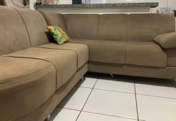 Sofá seminovo