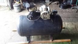 Barbada compressor