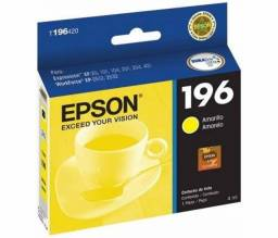 Cartucho Epson 196 Yellow