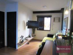 Apartamento com 1 dormitório à venda, 49 m² por R$ 200.000,00 - Jardim Vivendas - São José
