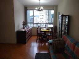 Apartamento para Venda em Santos, Pompéia, 2 dormitórios, 1 suíte, 3 banheiros, 1 vaga