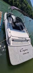 10x no cartão ! Bayliner Capri 2350ss , 7.4 big block com rabeta dual prop