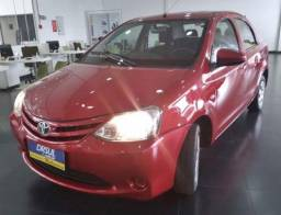 Toyota Etios X 1.5 4P