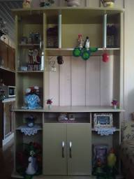 Estante e sofa 2 e 3 lugares por 300 reais