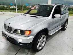 BMW X5 4.4 v8 4x4 completo 2003