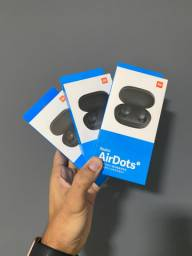 Fone Airdots Bluetooth, Original R$ 260,00