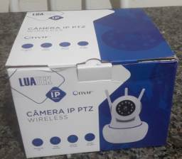 Câmera IP Luatek de vigilância nova.