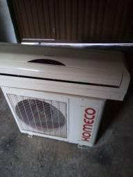 Ar condicionado Komeco 24.000 BTUs semi novo