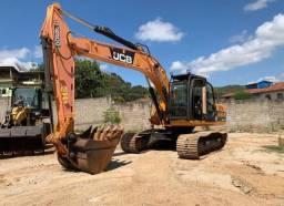 Vendo escavadeira hidráulica Jcb