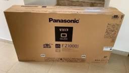 "Smart TV Panasonic Oled 4K 65"" TC-65FZ1000B Novo Lacrado"