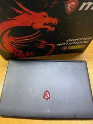 Notebook Gamer Msi GL62M 7REX