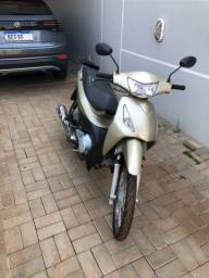 Biz 125 ES fuel injection