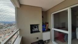 Apto 2 Dorms (1 Suíte) 72m² c/Varanda Gourmet e Garagem Coberta