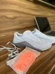 Tênis Nike Metcon 5 Masculino - Chumbo e Cinza Tamanho 40