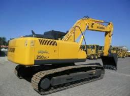 Escavadeira hidráulica Hyundai 250 Lc-7