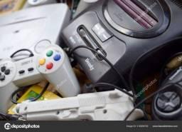 Conserto de Consoles Antigos