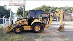 Retroescavadeira Caterpillar  416E
