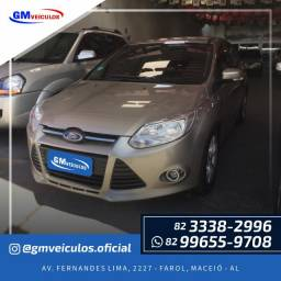 Ford Focus 2014 S 1.6 Flex Aut
