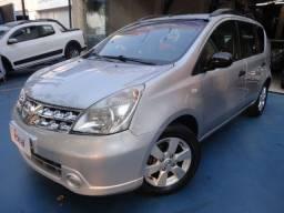 Nissan Livina 1.6s + Couro + Rodas