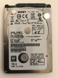 HD Notebook 320 Gb Sata