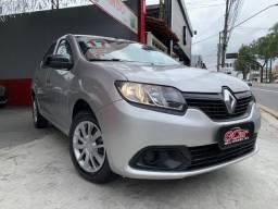 2017 Renault Logan completo 1.0 flex