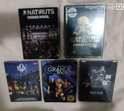 Especial Boxes Cd+Dvd