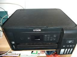 Impressora Epson L4160 com Wi-Fi