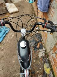 Bike motorizada 80cc top