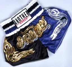 Shorts Muay thai, Novo, tamanho G